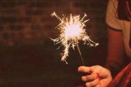 Estrellita Año Nuevo
